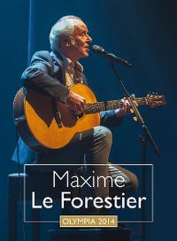 Cover Maxime Le Forestier - Olympia 2014 [DVD]